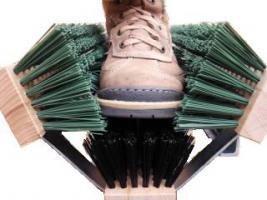Foto 3 Der Reiniger für saubere Schuhe und Stiefel