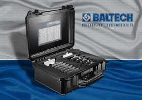 Der Werkzeugsatz zum Ausrichten BALTECH SA mit Messuhren