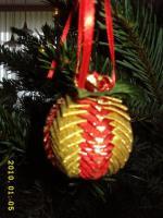 Foto 5 Der individuelle einmalige Christbaumschmuck jede Kugel handgearbeitet
