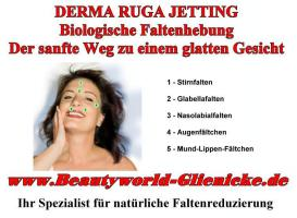 Derma Ruga Jetting - Biologische Faltenhebung