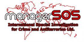 Detektive  Wirtschaft - Handel - Industrie - Privatpersonen Detektei ManagerSOS International
