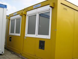 Deutsche Doppelcontainer - 30 m² - 2 Teile Container
