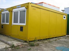Foto 2 Deutsche Doppelcontainer - 30 m² - 2 Teile Container