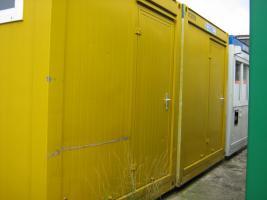 Foto 3 Deutsche Doppelcontainer - 30 m² - 2 Teile Container