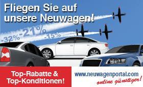 Deutsche Neufahrzeuge bis zu 30% unter dem Listenpreis!! Keine EU - Fahrzeuge