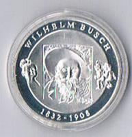 Deutschland 10 Euro Gedenkmünze '' 2007 ''  ! !