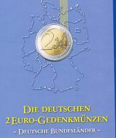 Die Deutschen 2 Euro Gedenkmünzen 2006 -2012 ! ! !