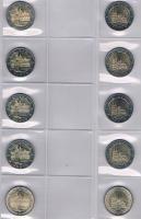 Foto 4 Die Deutschen 2 Euro Gedenkmünzen 2006 -2012 ! ! !