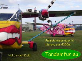 Die Geschenk-Idee aus 4300m für 179 Euro (gültig für April und Mai) - Regensburg - Amberg - Straubing-Weiden
