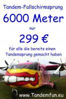 Foto 3 Die Geschenkideen Fallschirmspringen Bayern