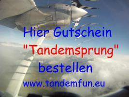 Foto 5 Die Geschenkideen Fallschirmspringen Bayern