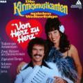 Die Kirmesmusikanten – Von Herz zu Herz 1981 * Vinyl  LP