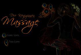 Die Königinnen Massage - Lomi &TAO