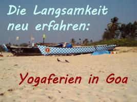 Die Langsamkeit neu erfahren: Yogaferien in Goa