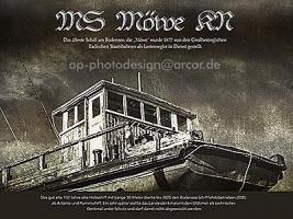 Die ''Möwe'' Das älteste Schiff am Bodensee