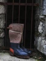 Die Stiefel aus Dachau
