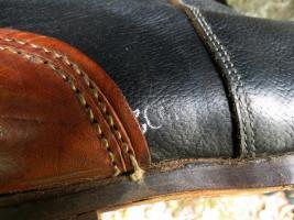 Foto 3 Die Stiefel aus Dachau