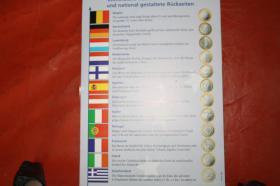 Foto 5 Die '' Ersten '' 1 EUR Kursmünzen aus 12 Ländern