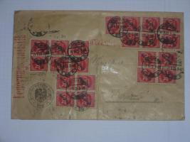 Dienstmarken 1923