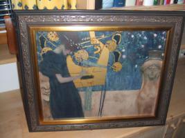 Dietz Replik -  Klimt ''Die Musik''