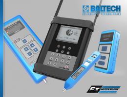 Digitales Vibrometer, Anwendungsbereich von BALTECH VP