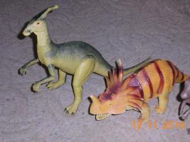 Dinos und sonstige Tiere