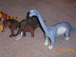 Foto 2 Dinos und sonstige Tiere