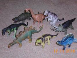 Foto 3 Dinos und sonstige Tiere