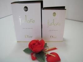 Dior, 5 X Dior J'ADORE eau de perfume Phiolen spray