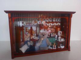Diorama Küche von Steiff