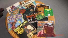 Foto 2 Div. Schallplatten