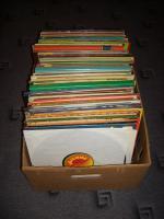 Diverse LP`s, Schlager, Hitparade