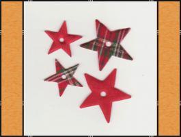 Diverse Streuteile – Thema Sterne