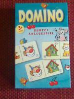 Domino - buntes Anlegespiel