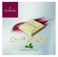 Domori D-Fusion Biancomenta weiße Schokolade 75g