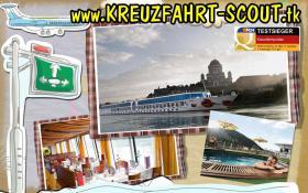 Donau-Flussfahrt Wien-Wachau 4 Tage ab € 179