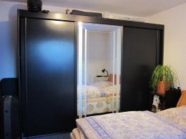 Foto 3 Doppelbett komplett mit Matratzen