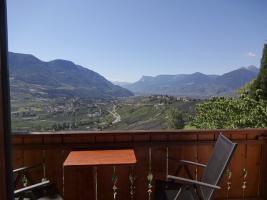 Blick auf die Umgebung von Dorf Tirol