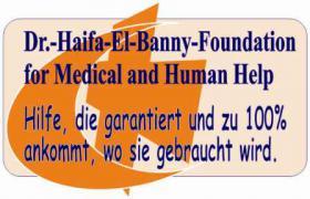 Dr.-Haifa-El-Banny-Foundation - JETZT HELFEN