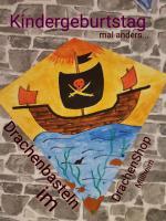 Foto 11 Drachenbastel Event als Kindergeburtstag Mülheim Party in Düsseldorf Essen Duisburg  Köln Mettmann Nrw