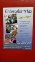 Drachenbastel Event als Kindergeburtstag Party in Rheinberg Nrw