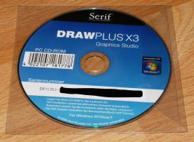 DrawPlus X3 von Serif