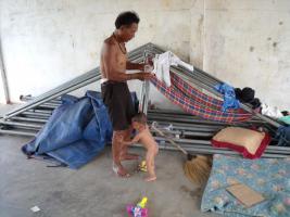 Foto 2 ...Dringende Spende für ein Kinder-Spielplatz im Kinderdorf Thailand...!