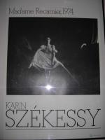 Druck von Karin Szekessy ''Madame Recamier, 1974'' Galerie Edition