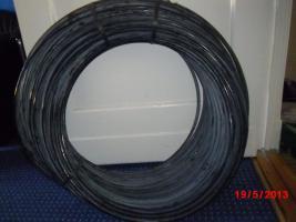 Druckluftschlauch Polyamid schwarz 245m