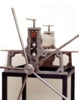 Druckpresse mit Druckbett mit Abmessungen  52x100 cm