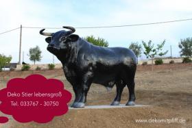 Foto 6 Du hast Liesel von der Alm noch net in Deinen Garten… oh … ja dann einfach bestellen diese Deko Kuh ...