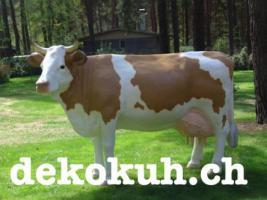 Du möchtest auch ein Deko Pferd und ne Deko Kuh als Blickfang für Deine Gartenparty… ja warum nicht ...