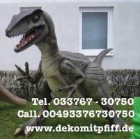Foto 2 Du möchtest eine Dino für Deinen grossen Garten ???