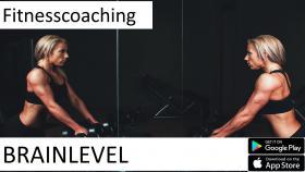 Du suchst einen Fitnesscoach? -> Downloade unsere App